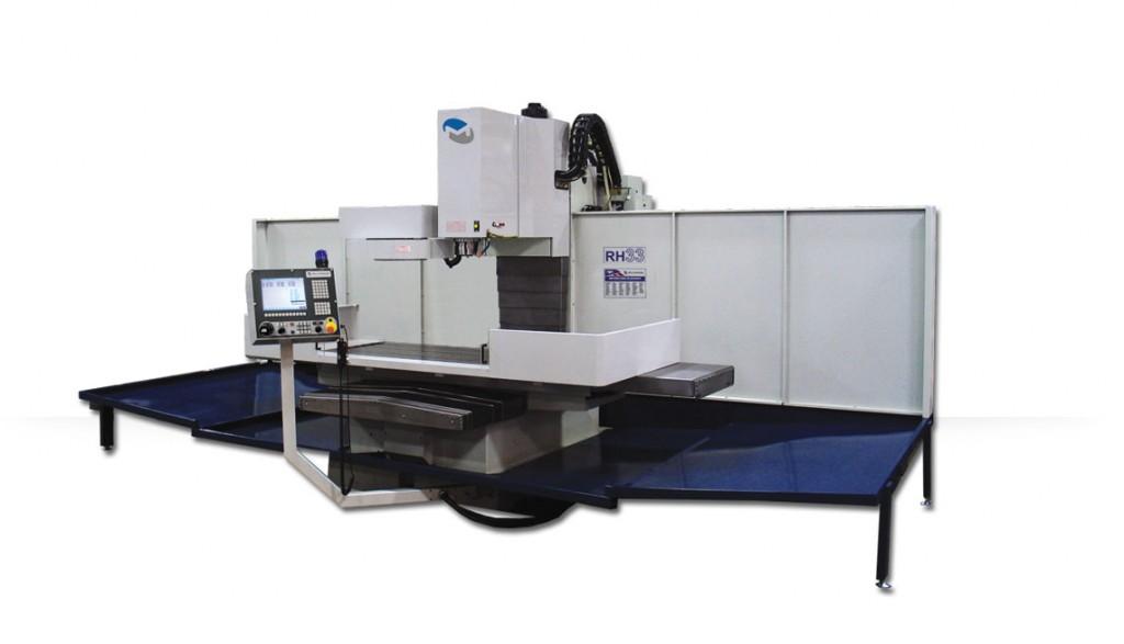 Milltronics RH33 Plate Mill