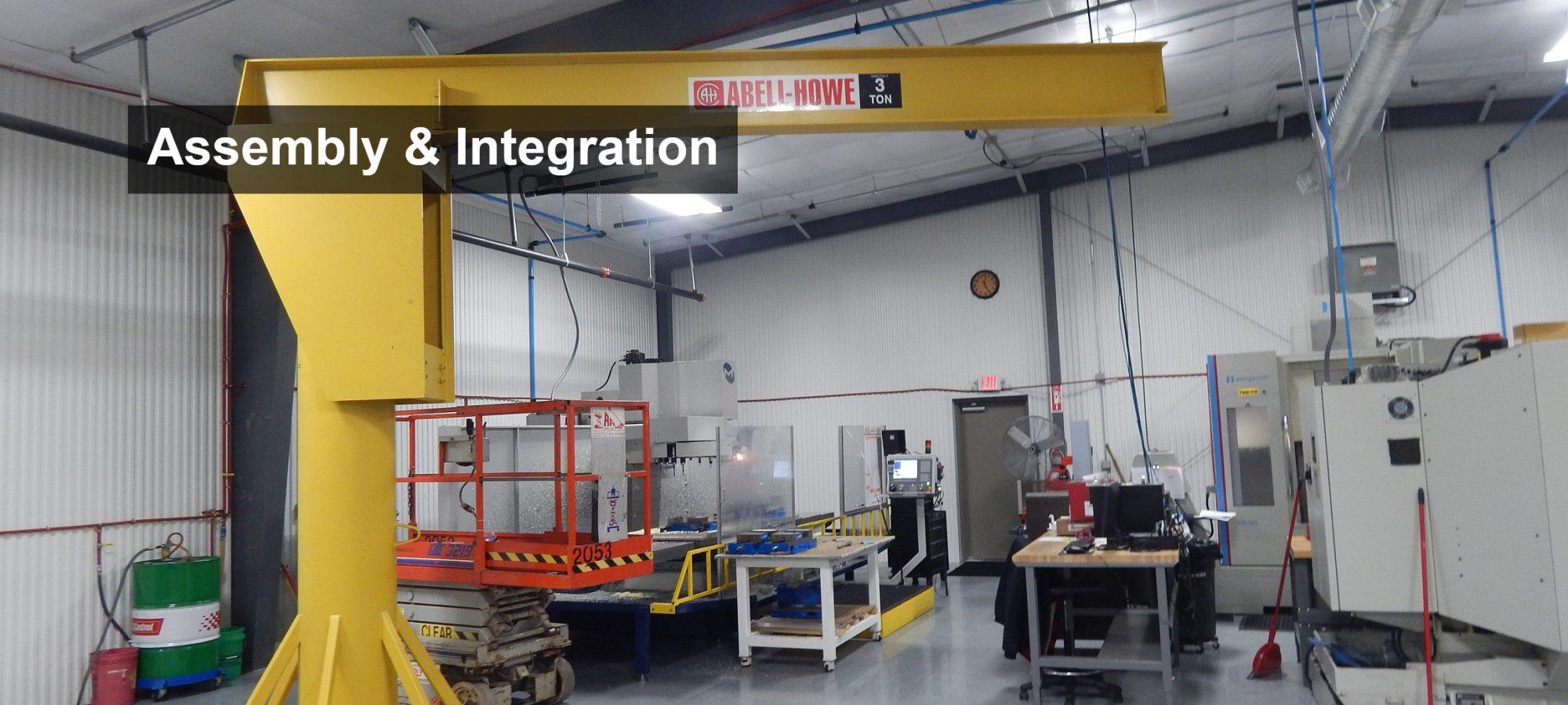 Assembly & Integration